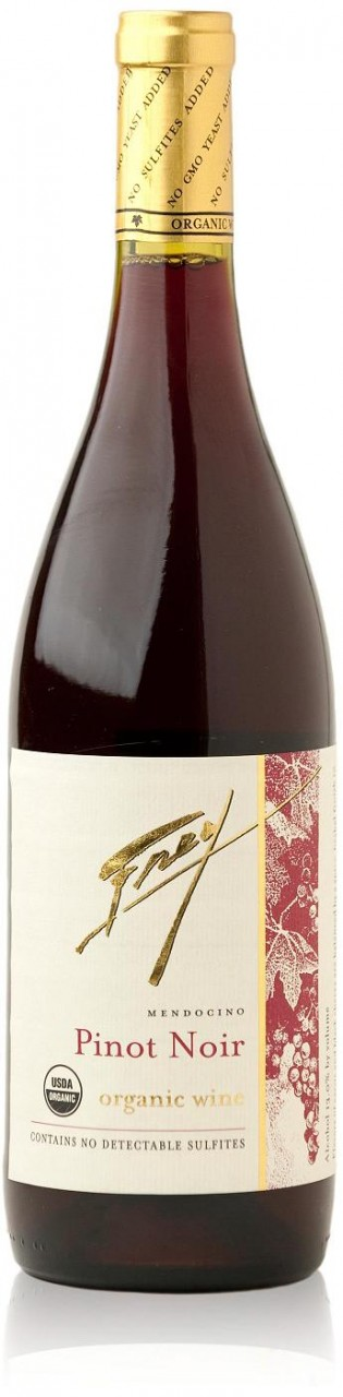 Frey Vineyards Pinot Noir Mendocino 2012 750ML