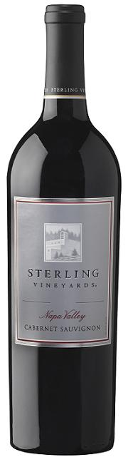 Sterling Vineyards Cabernet Sauvignon Napa Valley 2009 750ML