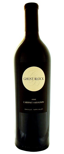 Ghost Block Cabernet Sauvignon Estate Oakville 2009 750ML