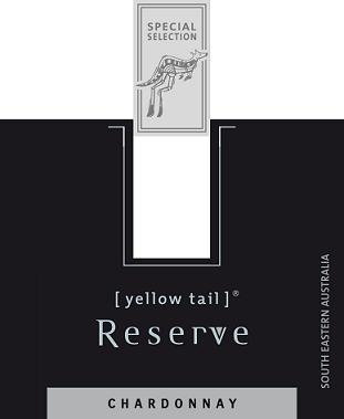 Yellow Tail Reserve Chardonnay South Eastern Australia 2011 750ML - 9900796611
