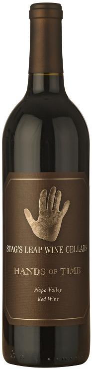 Stag's Leap Wine Cellars Hands of Time Red Wine Napa Valley 2012 750ML Bottle