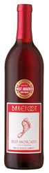 Barefoot Cellars Red Moscato NV 750ML
