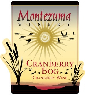 Montezuma Winery Cranberry Bog Finger Lakes NV 750ML