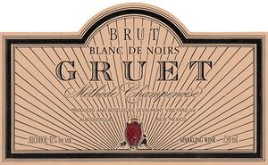 Gruet Blanc de Noirs Beige Label NV 750ML - 92CGR010