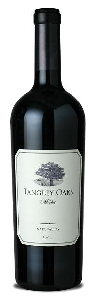 Tangley Oaks Merlot Napa Valley 2010 750ML