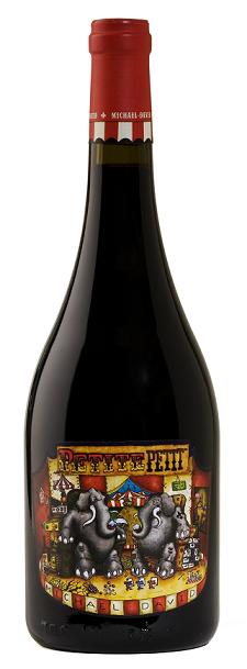 Michael and David Phillips Petite Petit Petite Sirah Lodi 2009 750ML