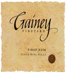 Gainey Vineyard Pinot Noir Santa Rita Hills 2006 750ML - 9531306061