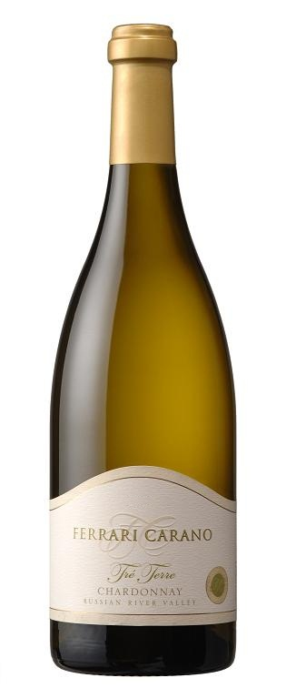 Ferrari-Carano Chardonnay Russian River Valley Tre Terre 2011 750ML