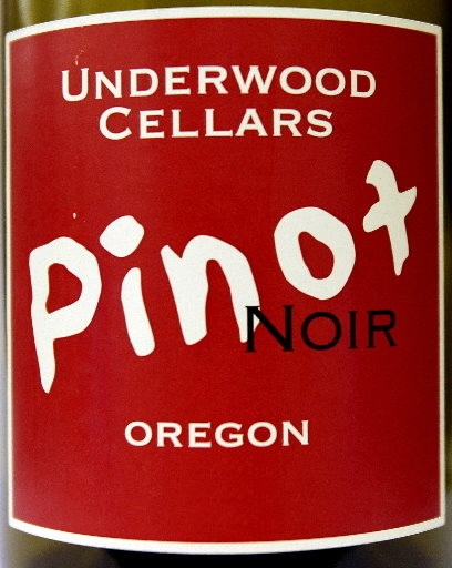 Underwood Cellars Pinot Noir 2010 750ML - 51UW0110
