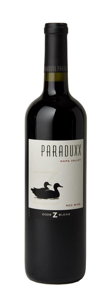 Paraduxx Z Blend Red Wine Napa Valley 2009 750ML