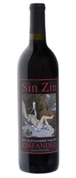Alexander Valley Vineyards Sin Zin Alexander Valley 2011 750ML