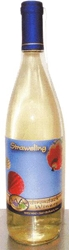 Adirondack Winery Strawsling (Strawberry Riesling) NV 750ML