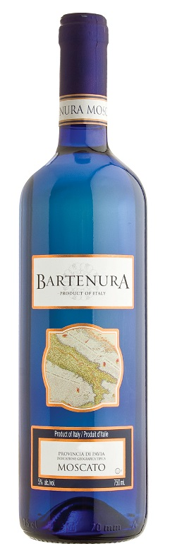 Bartenura Moscato Pavia 2014 750ML Bottle