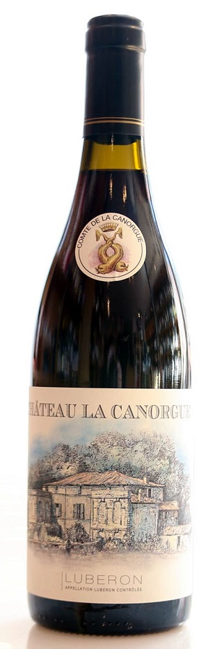 Chateau la Canorgue Luberon Rouge 2012 750ML Bottle