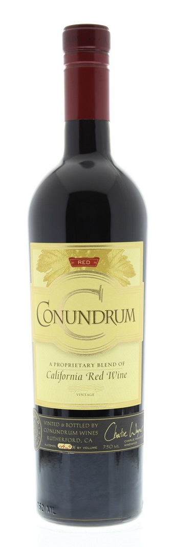 Conundrum California Red Wine 2012 750ML Bottle