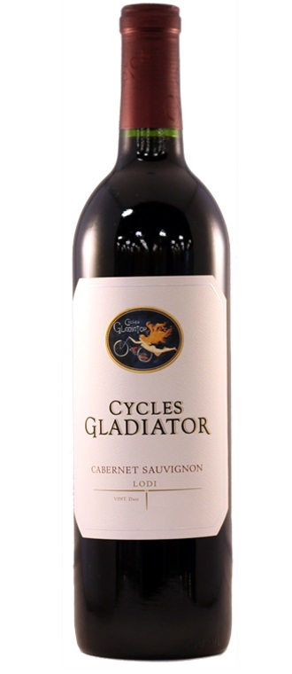 Cycles Gladiator Cabernet Sauvignon Lodi 2012 750ML Bottle