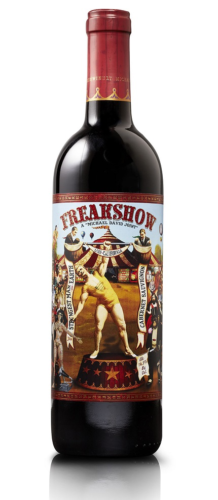 Michael and David Phillips Freakshow Cabernet Sauvignon Lodi 2012 750ML Bottle