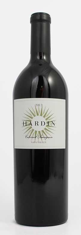 Hardin Cabernet Sauvignon Napa Valley 2012 750ML Bottle