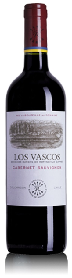 Los Vascos Cabernet Sauvignon Colchagua Valley 2013 750ML Bottle
