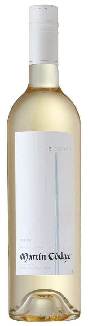 Martin Codax Albarino Rias Baixas 2012 750ML Bottle