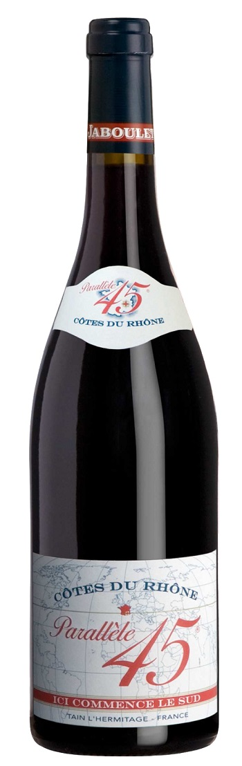 Jaboulet Cotes du Rhone Parallel 45 2011 750ML Bottle