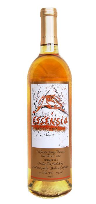 Quady Essensia Orange Muscat 2013 750ML Bottle