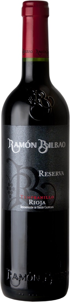 Ramon Bilbao Reserva Tempranillo Rioja 2008 750ML Bottle
