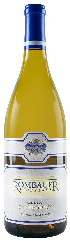 Rombauer Vineyards Chardonnay Carneros 2013 750ML Bottle