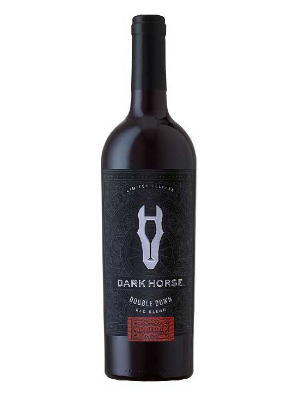 The Original Darkhorse - Dark Horse Double Down Red Blend ... Dark Horse