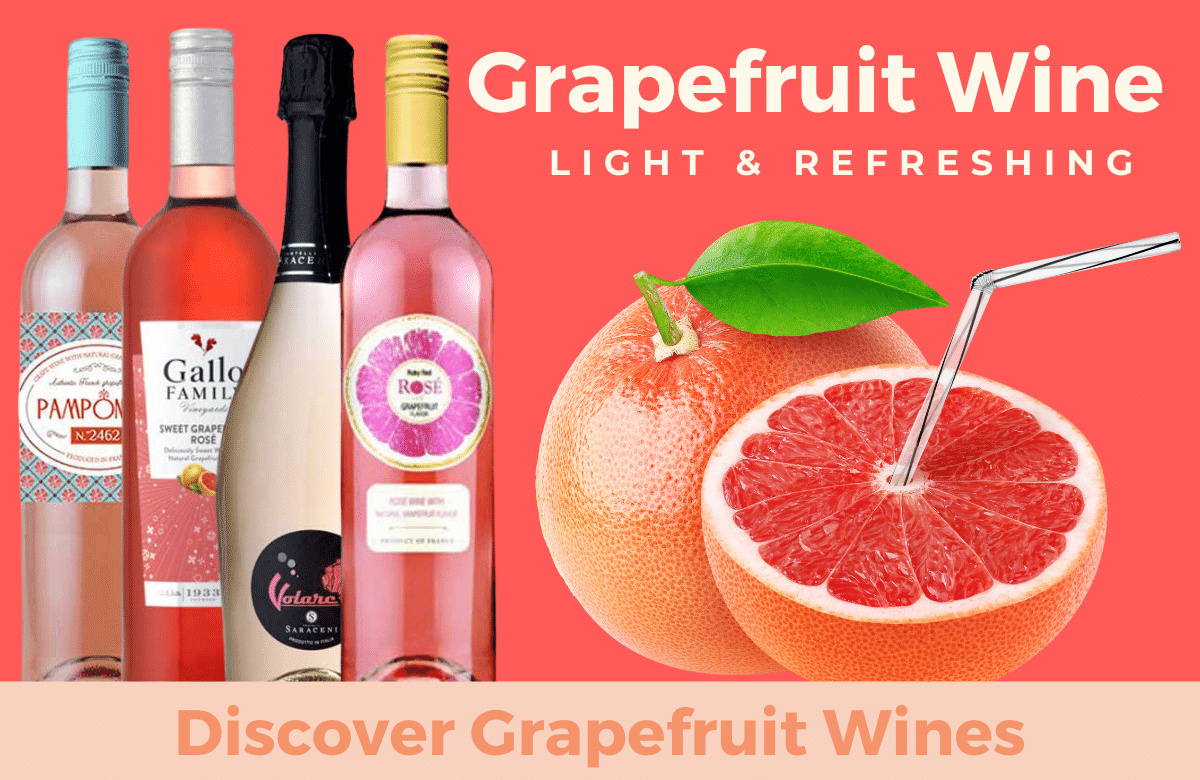 Discover Grapefruit Wines