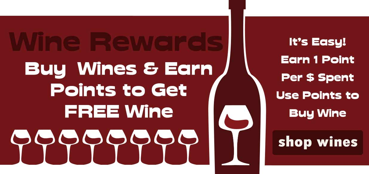 WeSpeakWine.com Wine Rewards Program