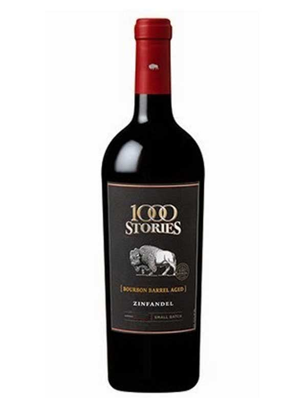 1000 Stories [Bourbon Barrel Aged] Zinfandel Mendocino County 2014 750ML Bottle
