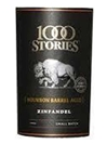 1000 Stories [Bourbon Barrel Aged] Zinfandel Mendocino County 750ML Label