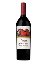 14 Hands Hot to Trot Red Blend 750ML Bottle