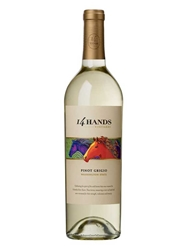 14 Hands Pinot Grigio 2013 750ML Bottle
