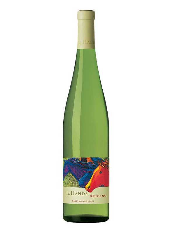 14 Hands Riesling 750ML Bottle