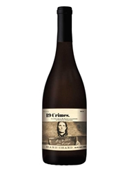 19 Crimes Hard Chard South Eastern Australia 2018 750ML Bottle