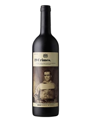 19 Crimes Red Wine South Eastern Australia 2018 750ML Bottle