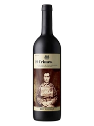 19 Crimes Shiraz South Eastern Australia 2017 750ML Bottle