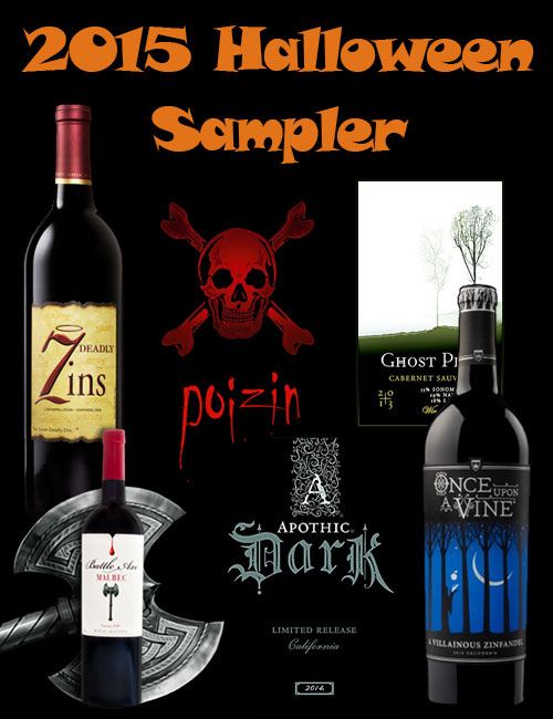 2015 Halloween 6 Bottle Sampler