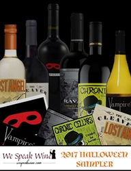 2017 We Speak Wine Halloween Wine Sampler