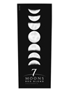 7 Moons Red Blend 750ML Label
