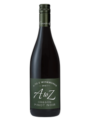 A to Z Winery Pinot Noir Oregon 2017 750ML Bottle