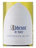 Abbesse de Loire Sauvignon Blanc 750ML Label