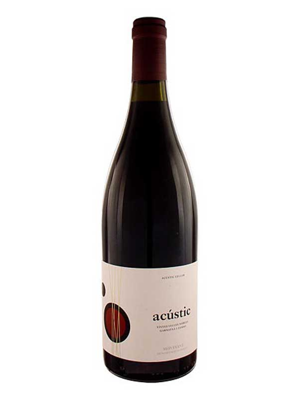 Acustic Cellar Acustic Montsant 2012 750ML Bottle
