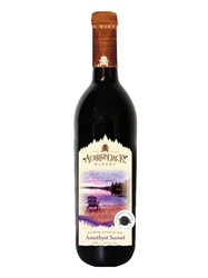 Adirondack Winery Amethyst Sunset (Blackberry Merlot) NV 750ML Bottle