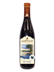 Adirondack Winery Blue Twilight (Blueberry Shiraz) NV 750ML Bottle