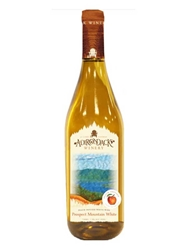 Adirondack Winery Prospect Mountain White (Peach Chardonnay) NV 750ML Bottle