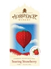 Adirondack Winery Soaring Strawberry NV 750ML Label