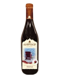 Adirondack Winery Wild Red (Black Cherry Pinot Noir) NV 750ML Bottle